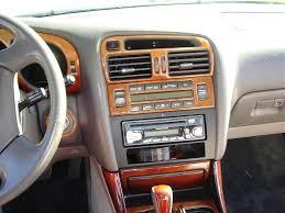 lexus gs300 interior black 1999 lexus gs 300 for sale