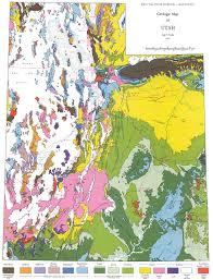Map Of Southern Utah Little Mountain Ut Climbing Hiking U0026 Mountaineering Summitpost