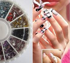aliexpress com buy 12 different styles glitter mixed color