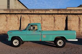 Classic Ford Truck Bench Seats - 1967 ford f100 4x4 modern classic auto sales