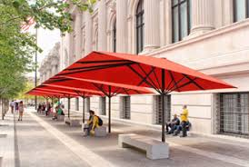 Commercial Patio Umbrella Large Patio Umbrellas For Commercial Applications Uhlmann