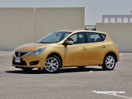 nissan tiida hatchback 2014 2014 nissan tiida u2013 pictures information and specs auto