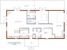 Log Cabin Ranch Floor Plans 54 Open Floor Plans Single Level Home With Plans Single Level Log