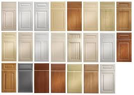 Styles Of Kitchen Cabinet Doors Innovative Cabinet Door Styles Painted With Different Styles Of