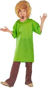 Halloween Costumes Scooby Doo Boys Shaggy Costume Scooby Doo Party Costume Ideas