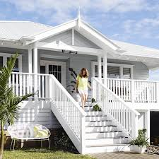 Home Colour Schemes Exterior - 10 weatherboard house colours katrina chambers lifestyle