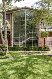 frank lloyd wright inspired home with lush landscaping a frank lloyd wright inspired waterfront masterpiece in dallas is up