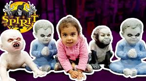 Spirit Halloween Scary Costumes Creepy Babies Spirit Halloween Store 2017 Scary Costumes U0026