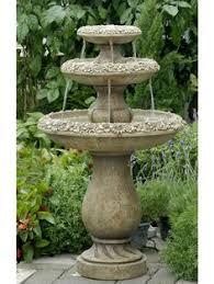 Garden Fountains And Outdoor Decor Garden Fountains Garden Fountains Home Decor Pinterest