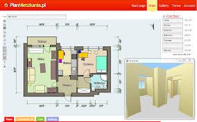 house plan creator draw floor plans freeware meze