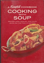 cooking with soup a campbell cookbook unknown amazon com books