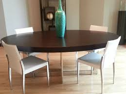 Black Wood Dining Table Oval Wood Dining Table Best Gallery Of Tables Furniture