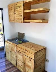 kitchen cabinets from pallet wood recycled pallets wood kitchen works pallet kitchen