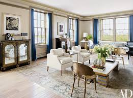 1920s Living Room stephen sills restores a new york city apartment to its original