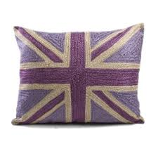 Purple Union Jack Rug Mauve Union Jack Crewel Cushion Dunelm Dream Home Pinterest