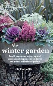 projects for a winter garden gardening