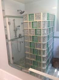 glass block designs for bathrooms glass block showers glass block shower kits