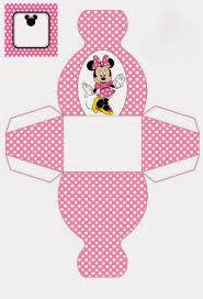minnie mouse free printable purses crafts ideas