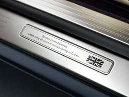 custom bentley 4 door bentley related emblems cartype