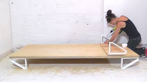 Ikea Laptop Table For Bed Ep91 Diy 3 Tool Bed