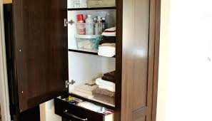 decorative storage cabinets ideaselegant bathroom tower elegant