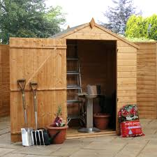 Shiplap Sheds 6 X 4 Cotswold Shiplap 4x6 Value Apex Shed Greenhouse Stores