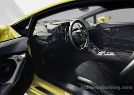 Lamborghini Huracan 2013 - lamborghini huracan revealed specifications inside