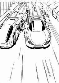 fox racing coloring pages wheels tight race between two cars coloring page netart