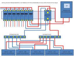 puissance radiateur electrique pour chambre informations forum électricité brancher contacteur de puissance