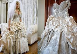 most expensive wedding gown 20 most expensive wedding dresses lifedaily