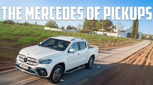 mercedes pickup mercedes benz x class revealed the mercedes of pickup trucks