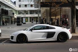 Audi R8 Silver - audi r8 v10 plus 2015 19 january 2017 autogespot