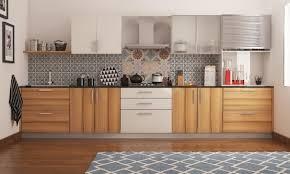 straight kitchen design straight modular kitchen designs from