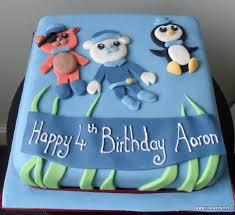 octonauts birthday cake jo s cakes aaron s octonauts birthday cake