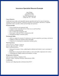 sample leasing agent resume insurance resume sample image kickypad resume formt cover insurance agent resume examples sample insurance agent resume