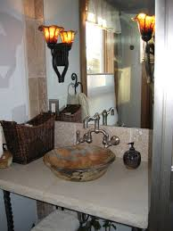bathroom ideas two white vessel sinks bathroom above white