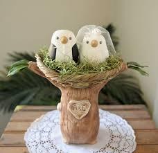 bird cake topper wedding cake toppers bird wedding cake topper