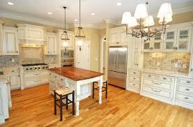 backsplash for yellow kitchen europian style chandelier laminated wooden flooring marvelous