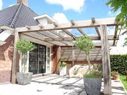 pergola design marvelous glass roof house pergola with