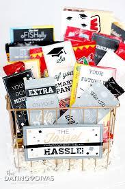 graduation gift basket diy graduation gifts kit the dating divas