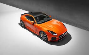 2017 jaguar f type svr coupe wallpapers hd wallpapers