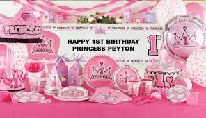 1st birthday party supplies 1st birthday party theme birthday themes