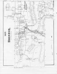 Map Vermont Early Vermont Maps