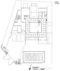 house floor plans with basement basement floor plan s11 house in selangor malaysia by archicentre