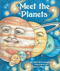 meet the planets john mcgranaghan laurie allen klein