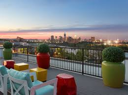 Patio Downtown Austin Rents Aren U0027t Rising As Fast As You Think Says New Report