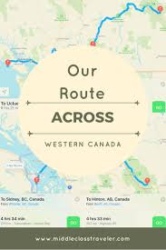 Map Of Western Canada by Best 25 Western Canada Ideas On Pinterest National Calgary