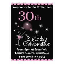birthday invitation template 30th birthday u2013 orderecigsjuice info