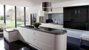 Kitchen Cabinets Stainless Steel Distressed Black Kitchen Cabinets Wooden Black Island Breakfast