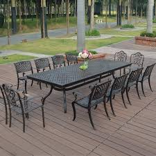 Cast Aluminum Patio Tables 13 Cast Aluminum Patio Furniture Garden Furniture Outdoor